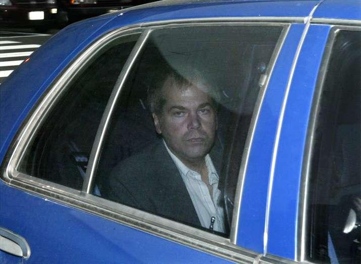 FILE: John Hinckley Jr arrives at US District Court in