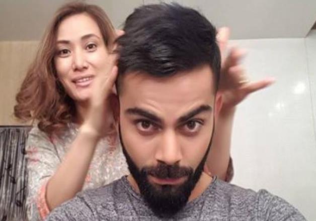 India Tv - New hairdo