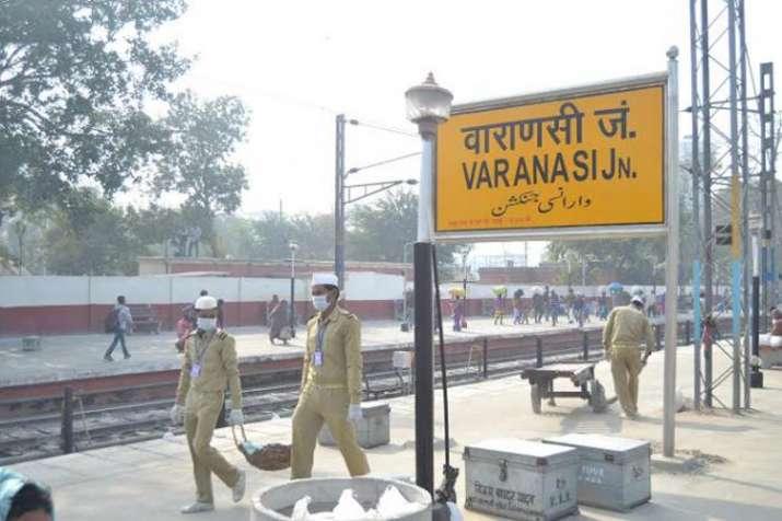 Varanasi is PM Narendra Modi's Lok Sabha constituency