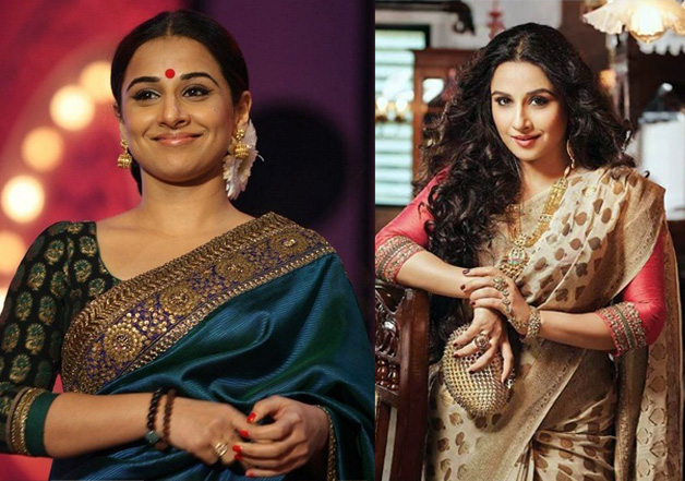 Vidya Balan appointed brand ambassador for Silk Mark