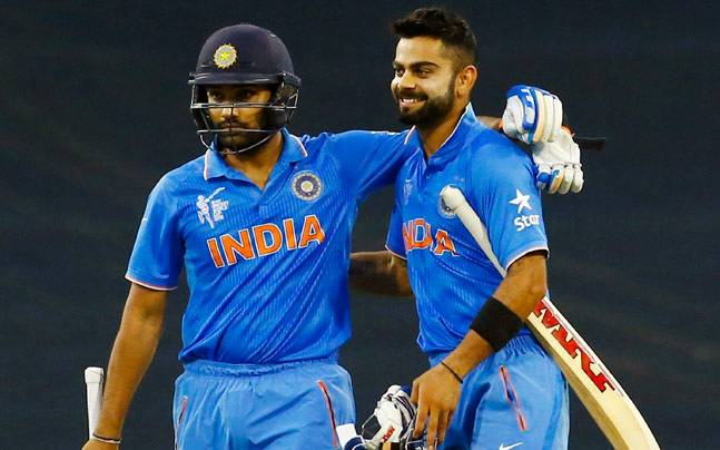 Virat Kohli and Rohit Sharma | India TV