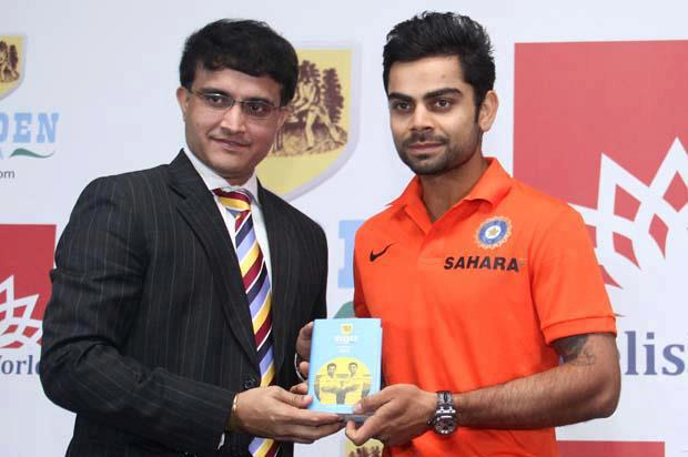 Virat Kohli and Sourav Ganguly | India TV