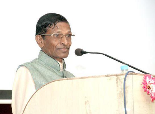 Maharashtra's Tribal Welfare Minister Vishnu Savara
