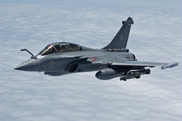 Dassault Aviation's Rafale jets