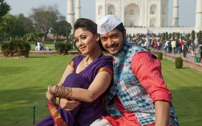 Shreyas Talpade has high hopes from 'Wah Taj'