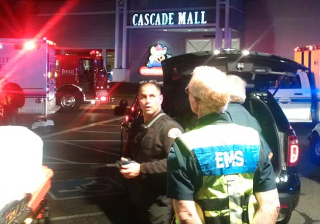 Four dead after firing at Cascade Mall in Washington