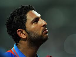 Yuvraj Singh not happy - India TV