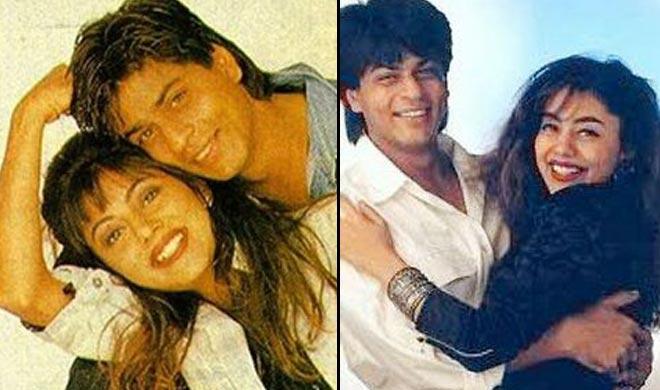 India Tv - Shah Rukh and Gauri's love story