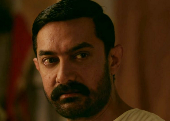 Why did Aamir not have grand trailer launch for
