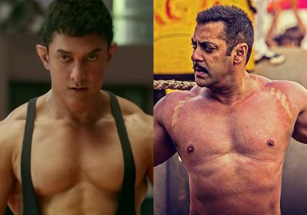 4 things that give Aamir's Dangal an edge over Salman's