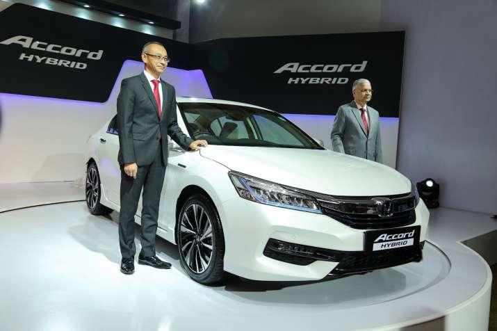 Accord Hybrid