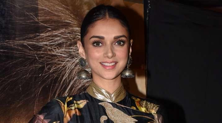 India Tv - Aditi Rao Hydari