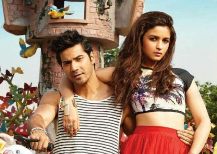 Is Alia Bhatt the female lead of 'Judwaa 2'? Varun