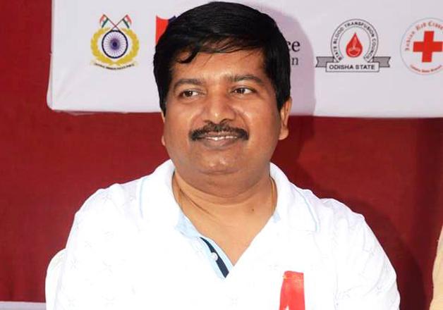 File pic of Odisha Health Minister Atanu Sabyasachi Nayak