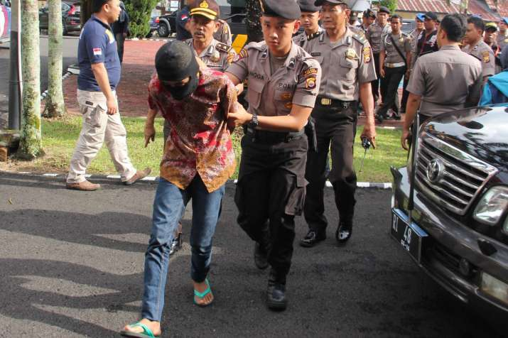 Indonesia new rape law to allow chemical castration