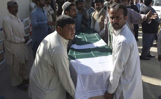 The overnight attack on the police academy in Quetta killed