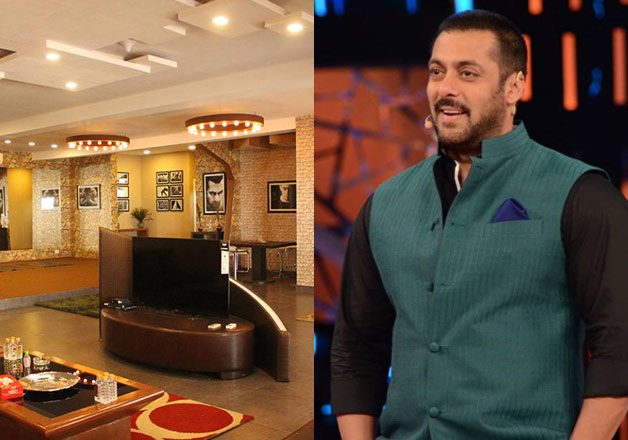 Check out the inside pics of Salman's luxurious Bigg Boss