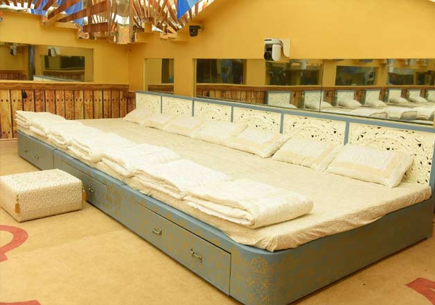 India Tv - Bed room area