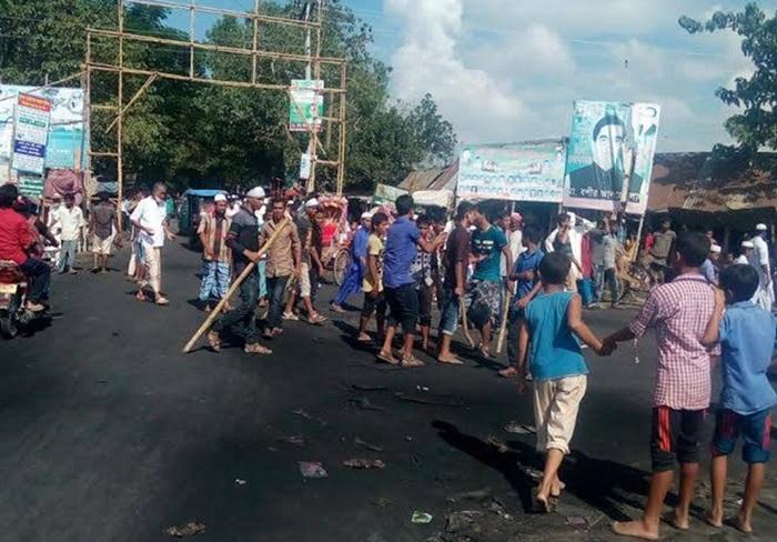 Temples were attacked to grab hindu land, says Bangladesh