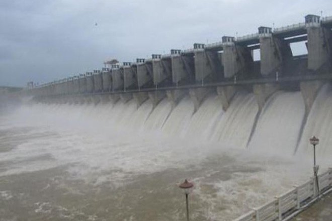 Cauvery water disputes