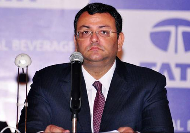 File pic - Cyrus Mistry at an event