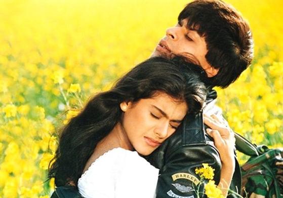 Everyone is still hung over on SRK-Kajol's romance.