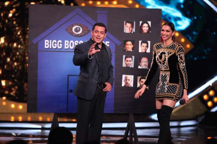 India Tv - Salman also praised Deepika for her sucess