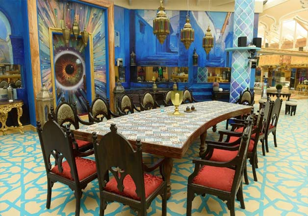 India Tv - Dining area