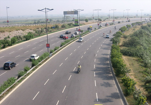 File pic - A view of DND Flyway