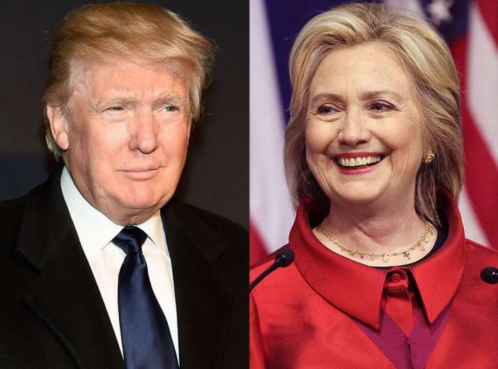 Trump slams Hillary Clinton's Syria Policy