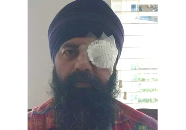 Sikh techie brutally assaulted, hair cut with knife in