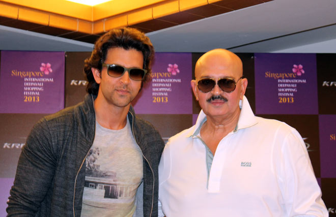 How father Rakesh Roshan has ensured box office success for