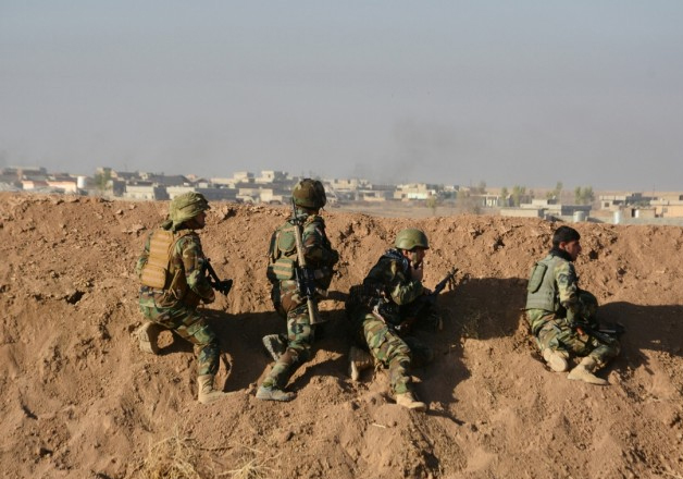 Forces have made quick progress toward Mosul since the