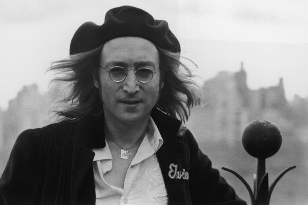 John Lennon's letter to Queen Elizabeth II valued at Rs 48