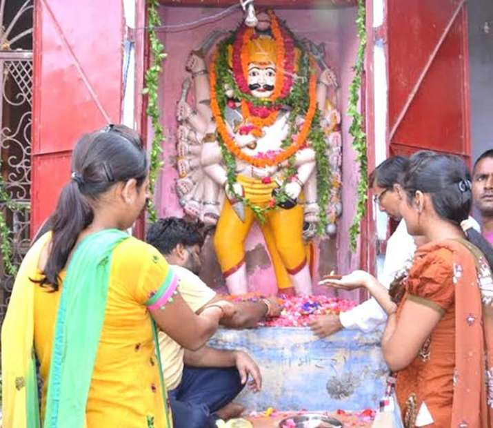 India Tv - Ravana temple in Kanpur is 125 years old