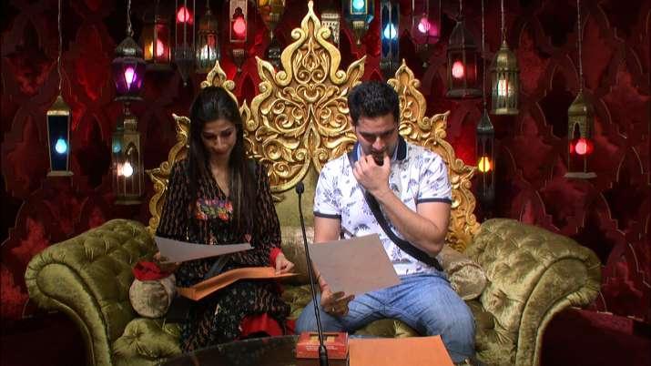 India Tv - Karan Mehra and Priyanka Jagga