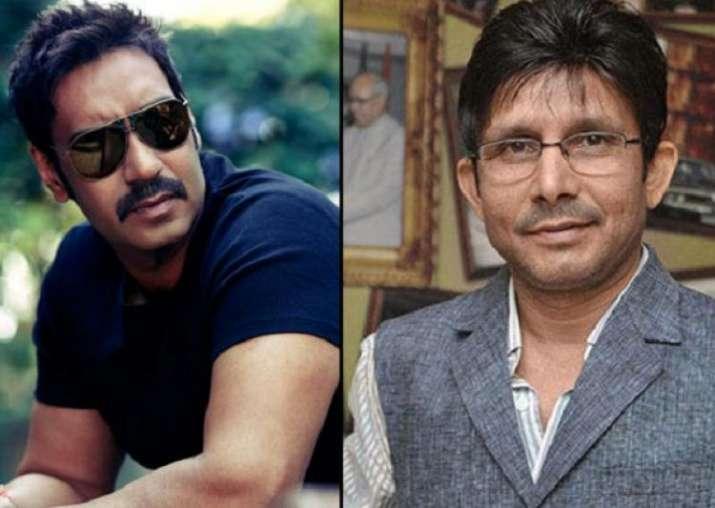 Kamaal R Khan leaks 'Shivaay' online, Ajay Devgn's