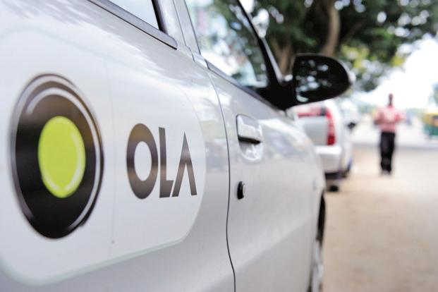 Softbank may invest in OLA