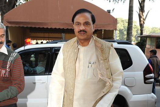 Mahesh Sharma visited Ayodhya on Tuesday