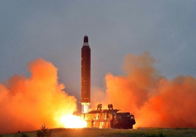 US, South Korea detect another failed North Korea missile