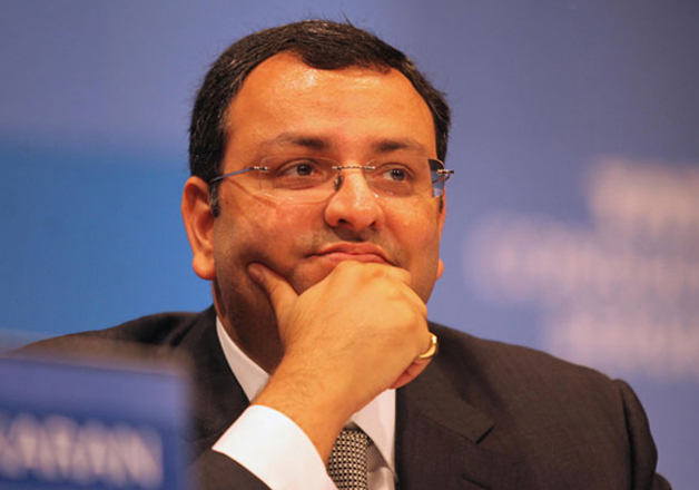 File pic of sacked Tata Group Chairman Cyrus Mistry