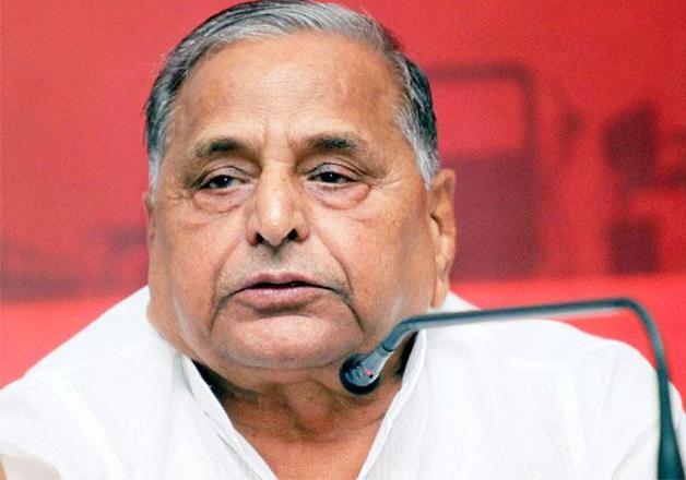 File pic of SP chief Mulayam Singh Yadav