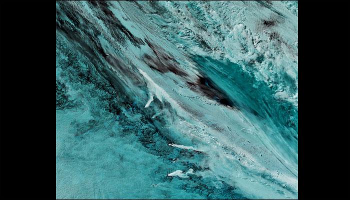 AQUA, a multi-national NASA satellite
