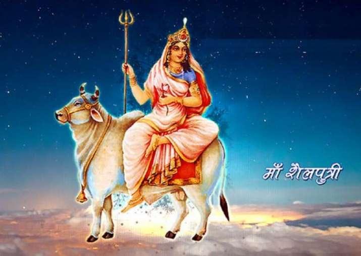 Navratri Day 1: Maa Shailaputri | India News – India Tv