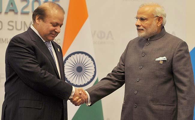 File photo of Nawaz Sharif and PM Modi
