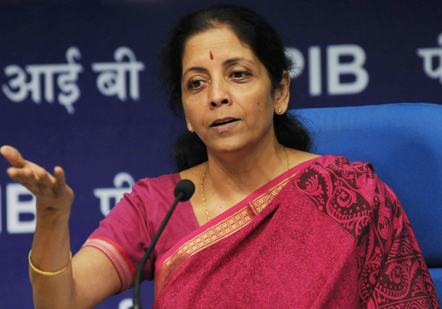 File pic of Commerce and Industry Minister Nirmala