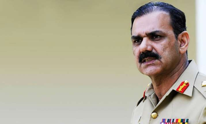 Director General of Inter-Services Public Relations (ISPR)