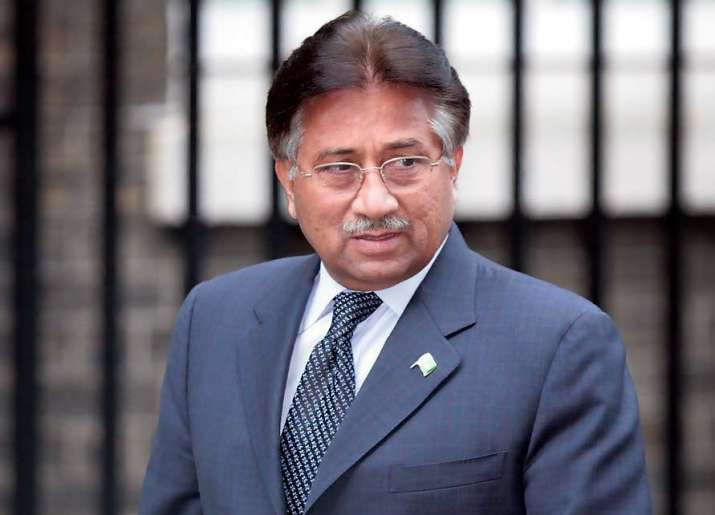 Musharaff said Masoos Azhar was involved in bombings in