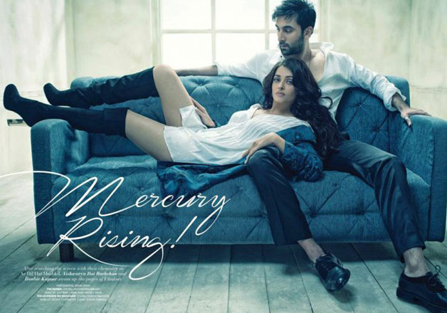 Ranbir-Aishwarya's recent photo shoot is going viral for