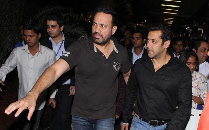 Salman Khan's bodyguard Shera booked for assault